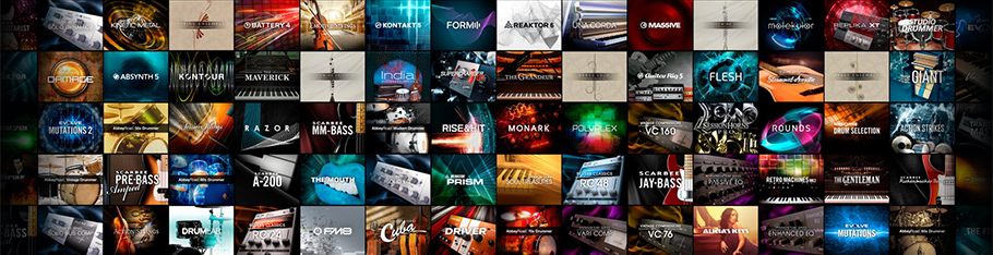 Native Instruments Komplete 11 Ultimate وی اس تی پلاگین