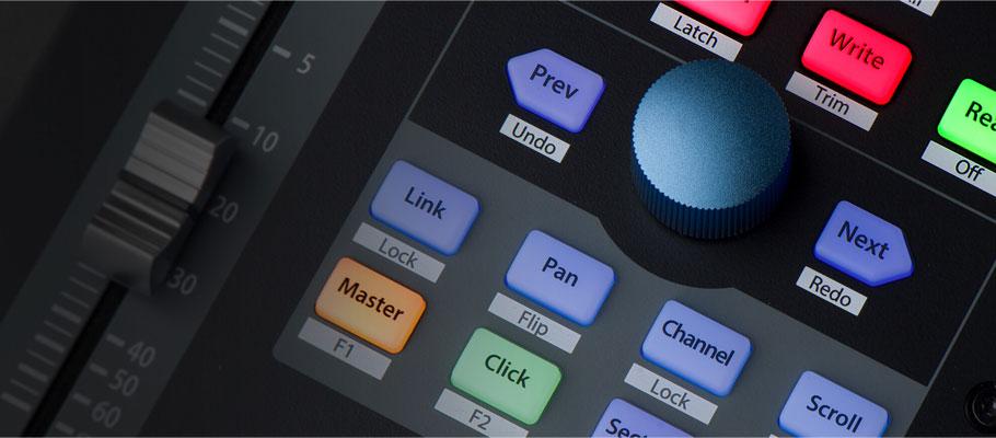 کنترلر نرم افزار PreSonus FaderPort V2 Production Controller