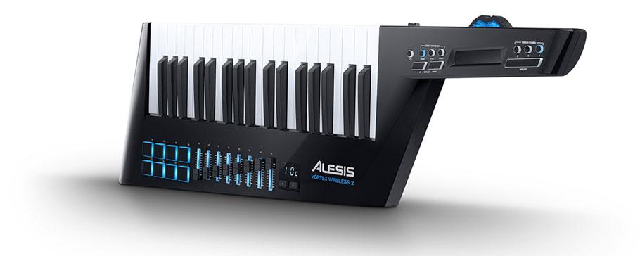 میدی کنترلر Alesis Vortex Wireless 2