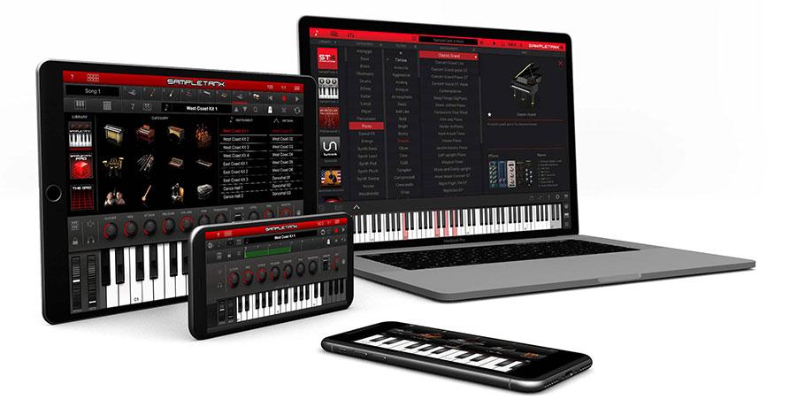 میدی کنترلر IK Multimedia iRig Keys 2