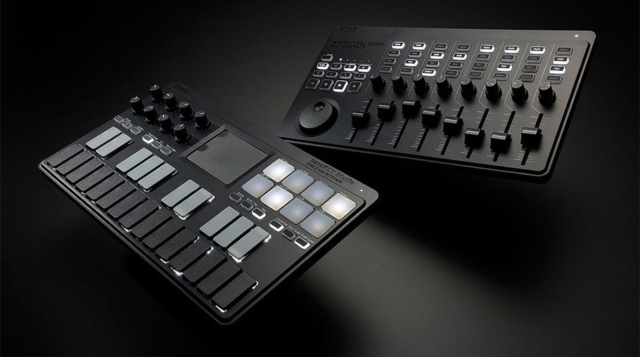 Korg nanoKEY Studio Black میدی کنترلر