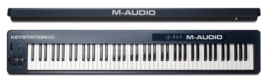 M-Audio KeyStation 88 II میدی کنترلر