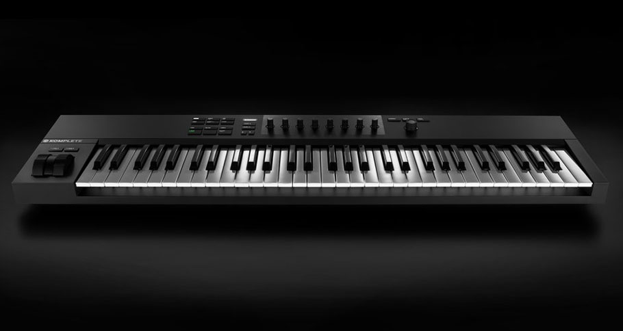 میدی کنترلر Native Instruments Komplete Kontrol A61