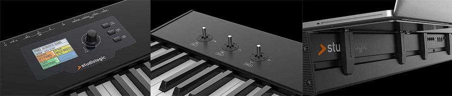 میدی کنترلر Studiologic SL88 Studio