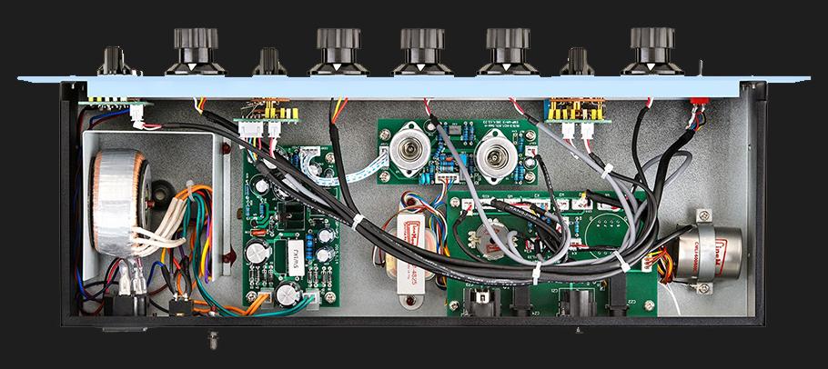 اکولایزر Warm Audio EQP-WA