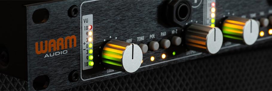 پری امپ Warm Audio WA-412
