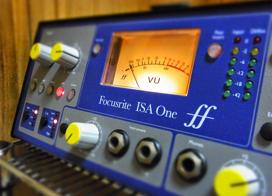 Focusrite ISA One پری آمپ