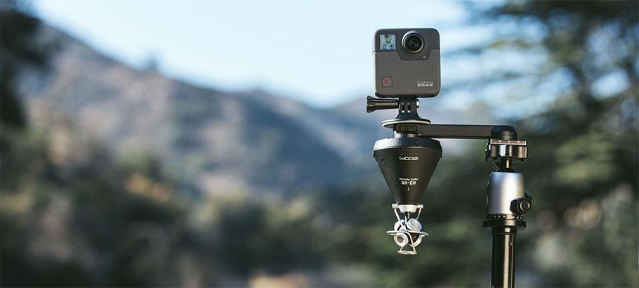 رکوردر صدا Zoom H3-VR