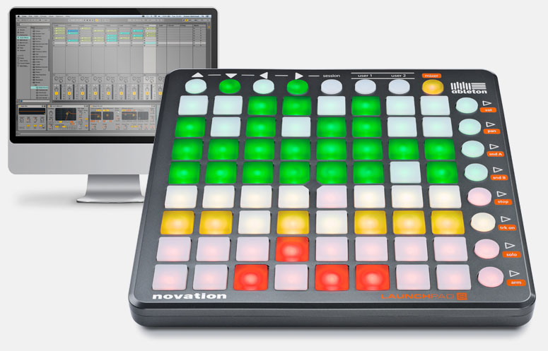 Novation Launchpad S  لانچ پد