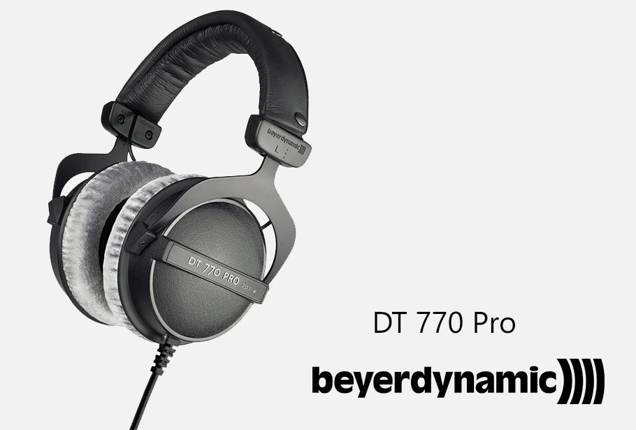 BeyerDynamic DT 770 Pro 80 Ohms هدفون