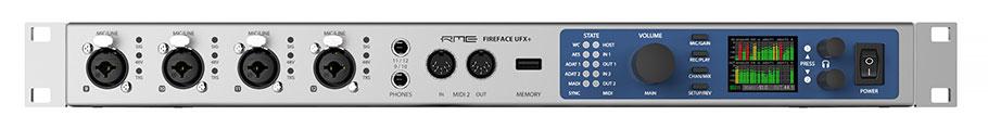 کارت صدا RME FireFace UFX Plus