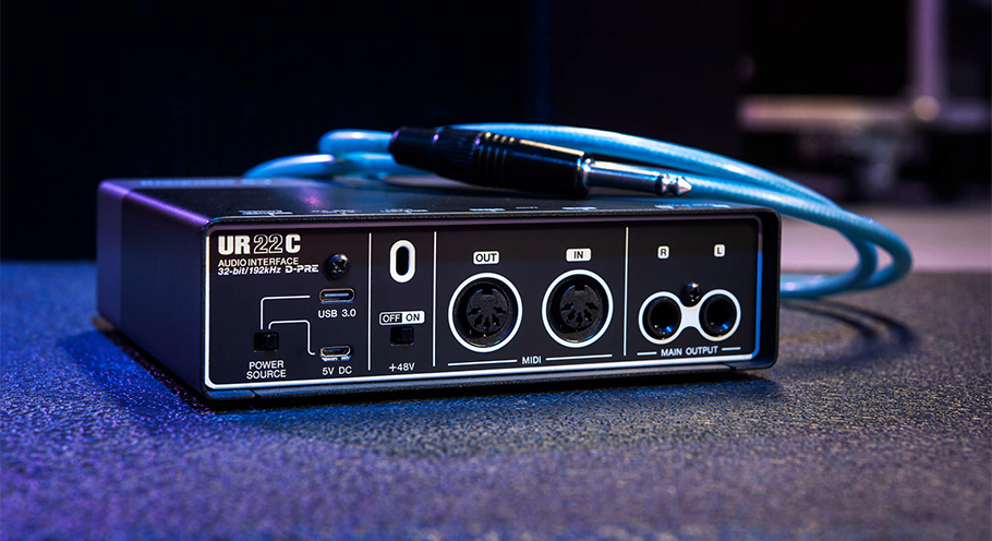 کارت صدا Steinberg UR22C Recording Pack