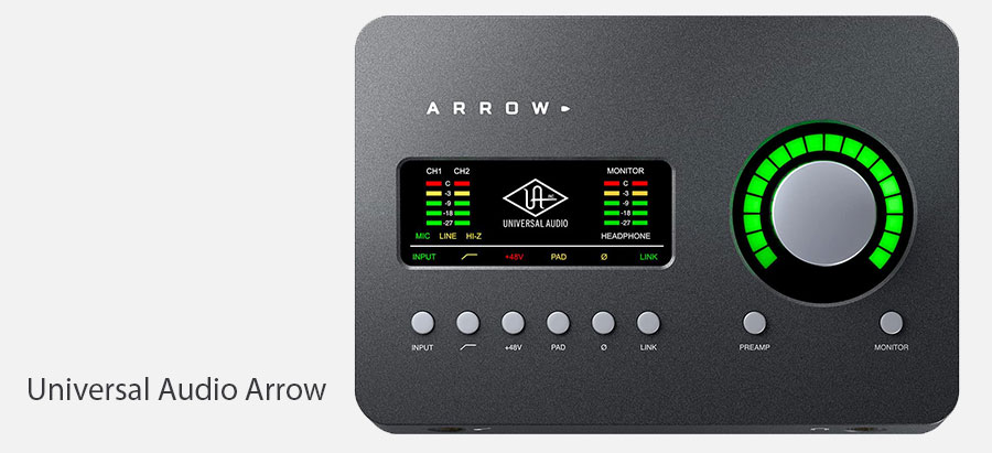 کارت صدا Universal Audio Arrow