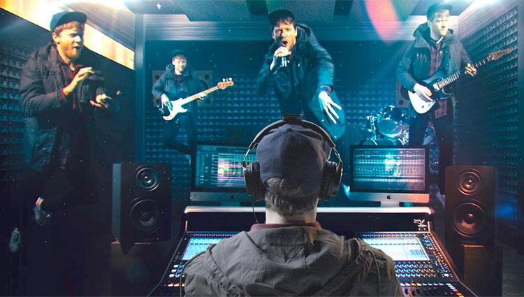 میکس اجرای زنده