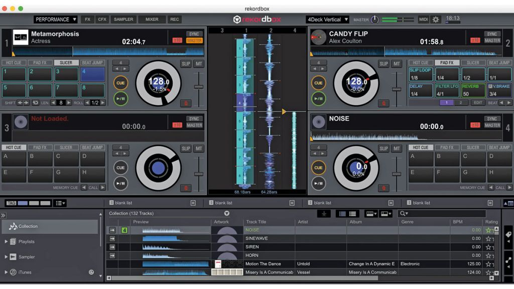 Pioneer DJ rekordbox DJ