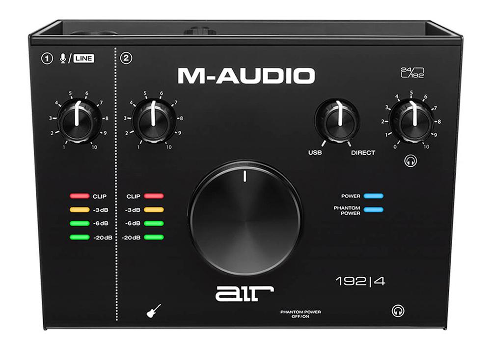 M-Audio 192 | 4