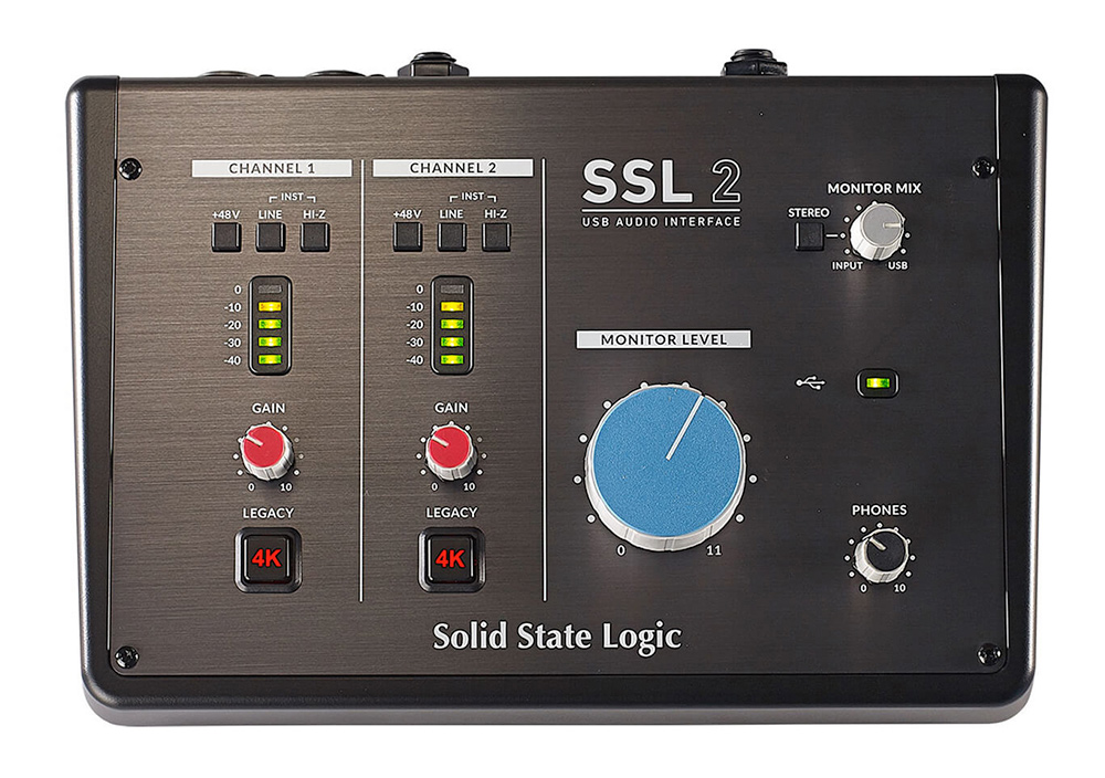 Solid State Logic SSL 2 2×2